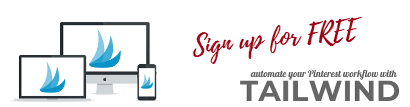 Free Month Trial of Tailwind to schedule Pinterest | AnitaM