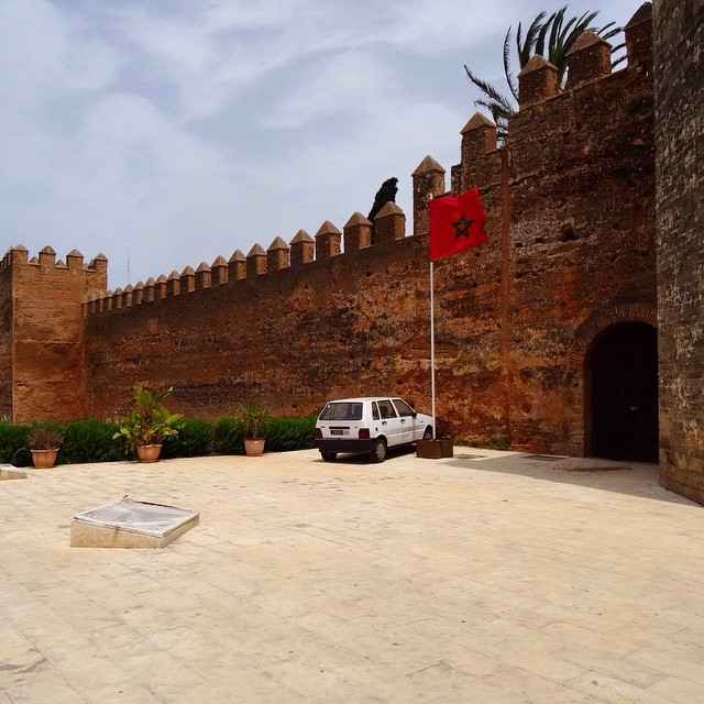 Challah in Rabat,Morocco
