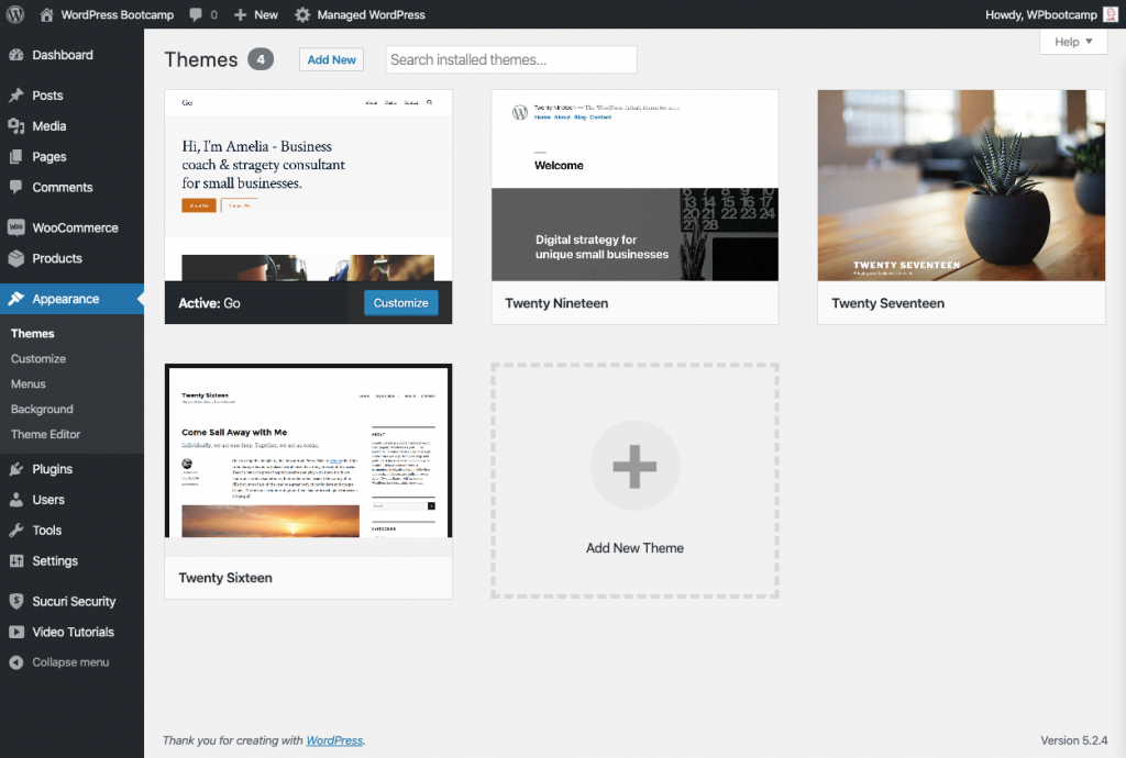 WordPress Themes | AnitaM