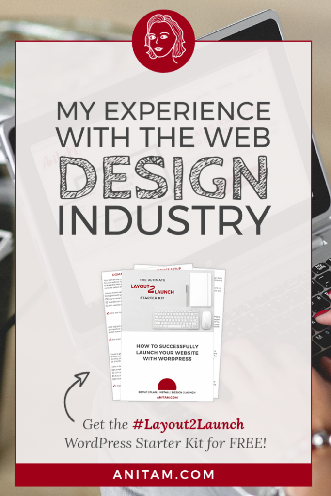 AnitaM - Web Design Experience with Blogger and Wordpress