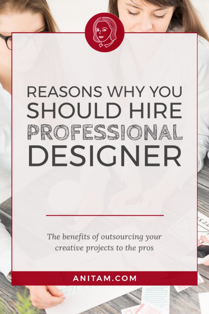 AnitaM | Why Hire Creative Designer