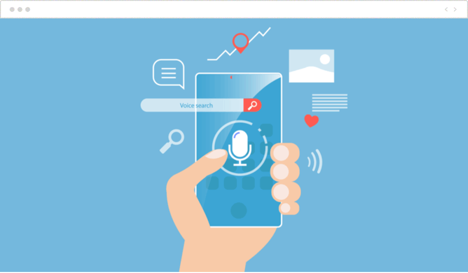 Voice Search in Web Design 2020 | AnitaM