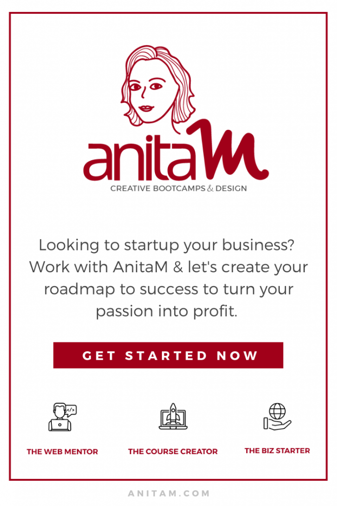 Work with AnitaM & Turn Your Passion Into Profit